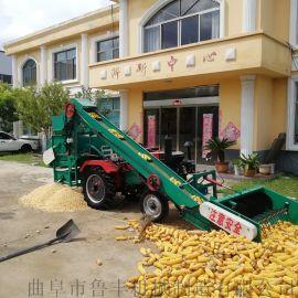 沐阳自动上料玉米脱粒机甜玉米脱粒机型号