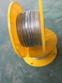 熱鍍鋅鋼絲繩