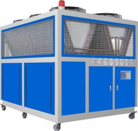 高品质风冷螺杆式冷冻机组