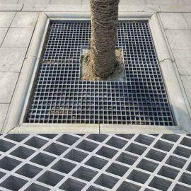 水沟盖板铺砂格栅 玻璃钢格栅盖板