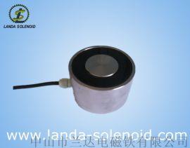 起重电磁铁 圆形吸盘式电磁铁 H10060