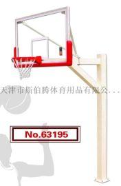 地埋篮球架 埋地篮球架 固定篮球架方管篮球架