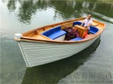 6米欧式豪华电动木船