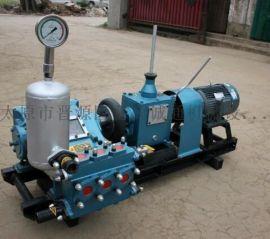 安徽安庆市高压矿用注浆泵地铁电动注浆泵设备
