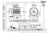 YE2 250M-4-55kW電機技術參數