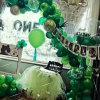 昆明花語花香氣球商場布置氣球慶典氣球展會