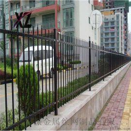 小区铁艺围栏、锌钢铁艺防护栏、院墙护栏现货
