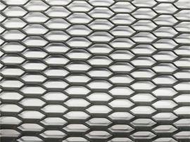 圆孔钢板网/菱形孔网板/六角孔不锈钢网板规格型号