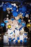 昆明花语花香商场气球布置年会气球装饰庆典气球布置