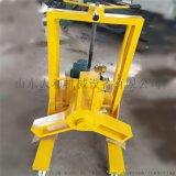多种规格小车式升降拨轮器 电动升降液压拉马