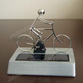 金属模型摆件礼品定制创意太阳能工艺品礼物