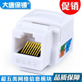 大唐保镖DT2803-5超五类网络信息模块