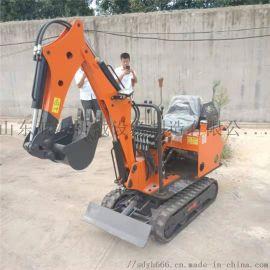 多功能迷你果园农用挖掘机工地建筑小型挖掘机