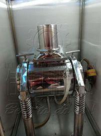 WFM超微粉碎机 药材饮片振动磨 制药颗粒微粉机
