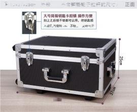 厂家推荐拉杆铝合金工具箱