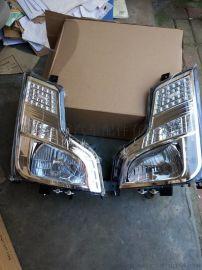 东风凯普特EV350保险杠,前大灯,雾灯,后尾灯