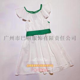 韩版、个性的、芭巴芭瑞连衣裙