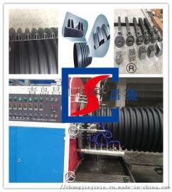 HDPE内肋螺旋波纹绕管生产线
