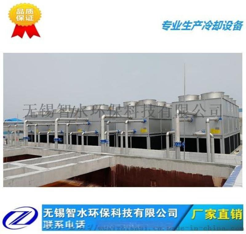 热销闭式冷却塔厂家纯水作为循环水不结垢