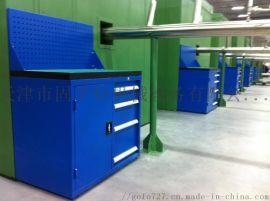 天津工具柜定做 带层板 带柜门工具柜