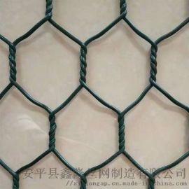 防泥石流镀锌铁丝石笼网|防洪覆塑石笼网箱