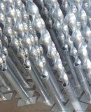温室大棚用热镀锌螺旋地桩基础桩