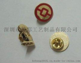 上海金属徽章厂家北京公司LOGO胸章订做