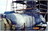 可拆卸柔性隔热罩燃机汽轮机注塑机阀门管道防火隔热保温套