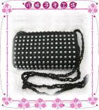 串珠编织斜挎包