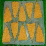 芙蓉虾裹糠机 鸡柳条上雪花片机 肉排裹浆机裹糠机