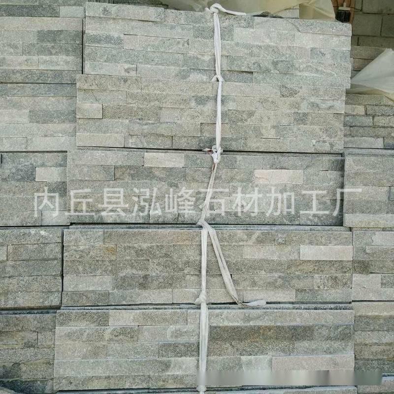2018新款文化石 黑锈灰色蘑菇石 别墅背景墙文化石批发厂家直销