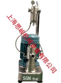 GMSD2000硅藻土高剪切均质机