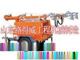 拖车照明车 山东路得威厂家直供 大品牌生产质量保证 RWZM42C 移动照明车