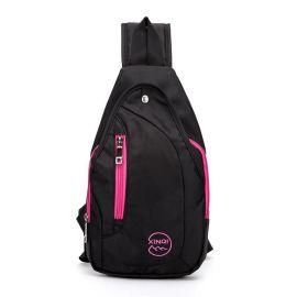 跨境專供 多功能大容量胸包 旅行包運動背包單肩包胸包 定制批發