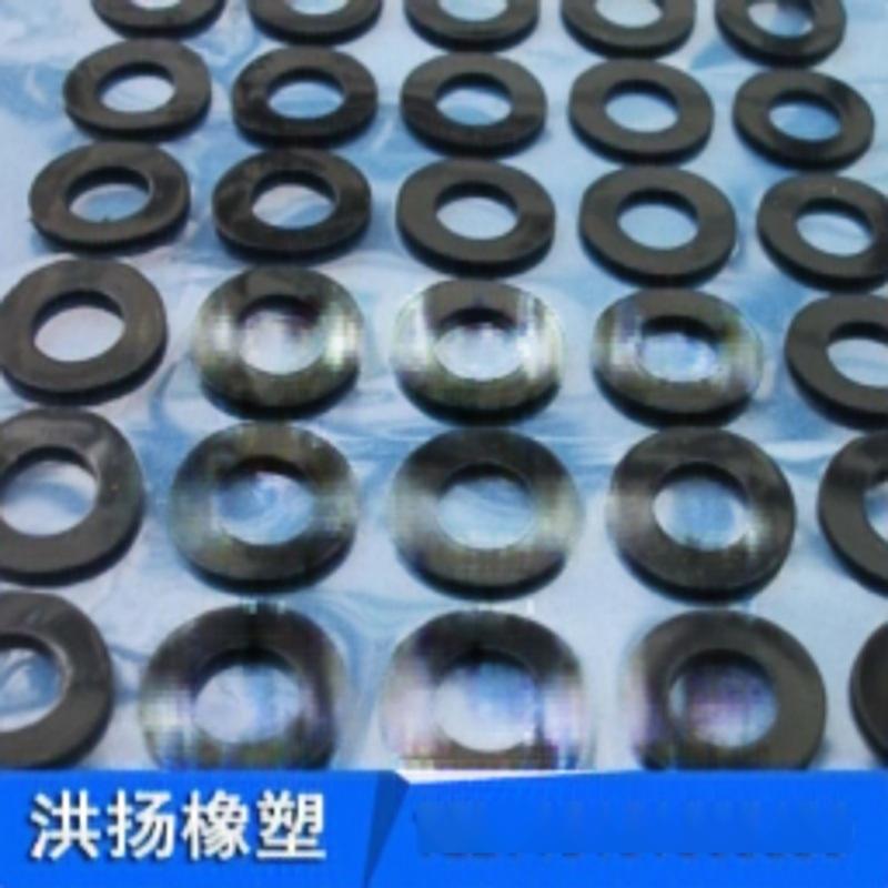 橡膠圓形墊片 耐油丁晴膠密封墊片 可定做