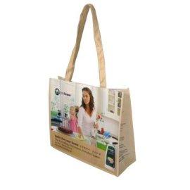 PE覆膜购物袋