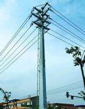 寶坻10KV電力鋼杆、鋼樁基礎及電力鋼杆基礎打樁