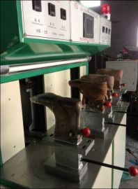 硫化机倒置式橡胶鞋模压成型机