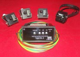 国际**面板型故障指示器(德国EMG)