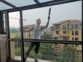朝阳小红门断桥铝合金窗 70铝合金窗厂家直销