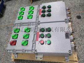 BXK-T带玻璃钢防爆仪表箱