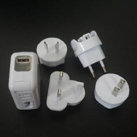 2-USB旅行充电器 全球通转换