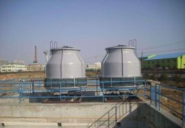 星宝环保供应圆形逆流式冷却塔