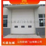 厂房电动保温提升门 工业车间滑升门门