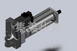 广东DT04环卫车用电动推杆