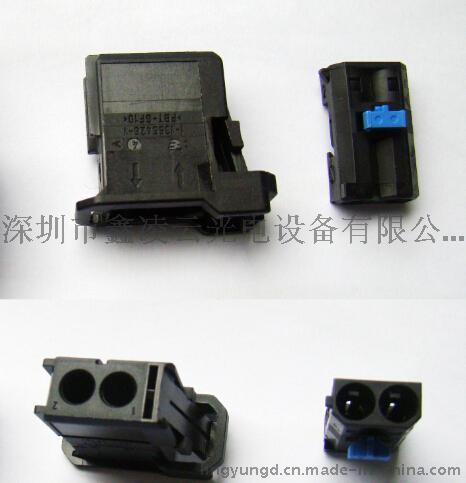 泰科TYCO 1-1418862-0汽車光纖連接器