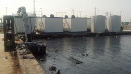 保定海啸撬装式可移动污油泥处理回收装置