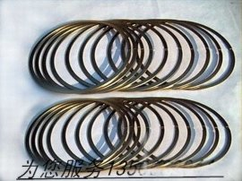 连铸冶金设备轴承金属密封叠环