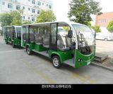 成都11座不封閉電動觀光車,觀光   廠家利凱士得   供應觀光車