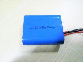 美而酷直供12V18650锂电池组 智能扫地机锂电池组